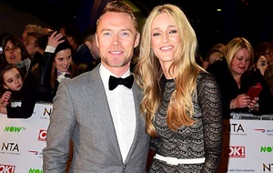 Ronan Keating has opened up about becoming a father again