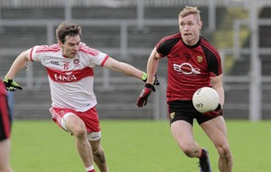 Derry hope to bounce back from McKenna Cup final defeat against Clare