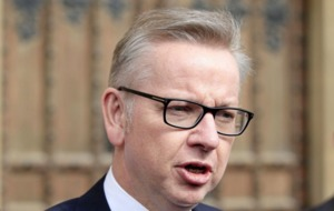 Second Scottish referendum calls 'foolish', ex-Tory minister Michael Gove says