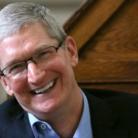 Tim Cook to receive honorary degree from the University of Glasgow