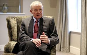 Martin McGuinness dies aged 66