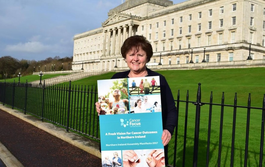 North's political parties urged to commit to new strategy to tackle cancer
