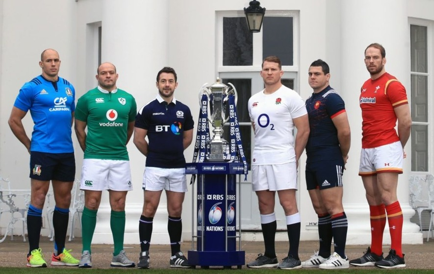 Which Six Nations team are you?