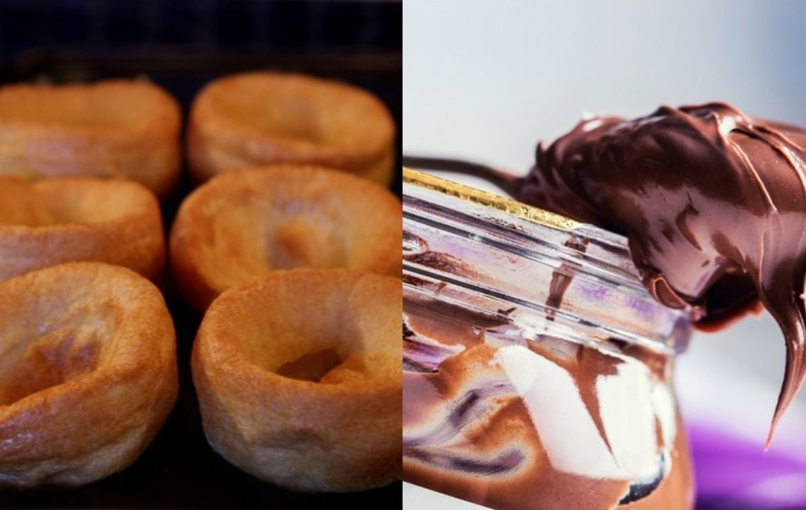 Is it fate? Yorkshire Pudding Day and Nutella Day are one and the same