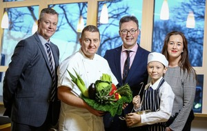 The Irish News and Mount Charles launch the Big School Cook Off