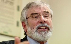 SDLP accuse Gerry Adams of 'breath-taking hypocrisy' over White House visit