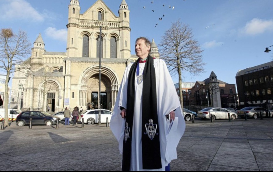 Dean Of Belfast Rev John Mann To Step Down From St Anne S