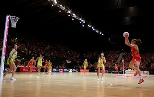 Netball fans were delighted to see England and Australia's thrilling Quad series game on free-to-air TV this weekend