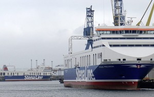 Number of cars carried by ferry operators rises 2 per cent to nearly 9 million in 2016