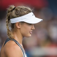 Genie Bouchard is set to go on a date with a fan after losing Twitter Super Bowl bet