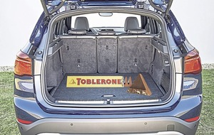 SUVs get the Toblerone treatment