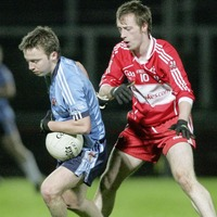 Division two looks set for a dogfight says Derry's Neil Forester