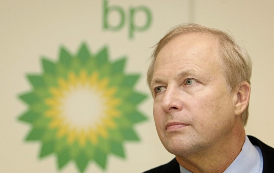 BP still in the red but recovery in crude prices provides end-of-year boost