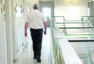 Prisoners 'acting as untrained carers for elderly inmates'