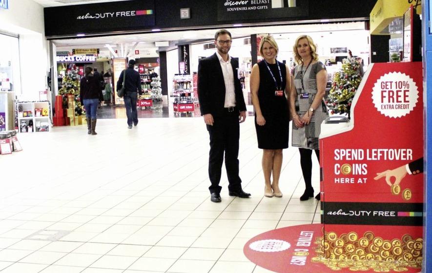 belfast international airport departures
