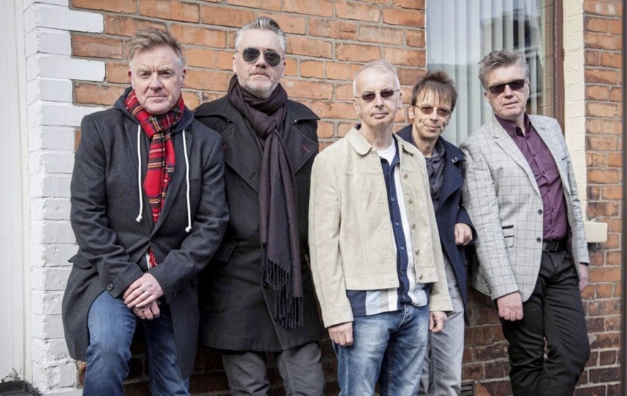 Just announced: The Undertones at Mandela Hall & The Academy, December 1 and 2