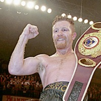 Back in the day: in The Irish News on February 8  1997: Steve Collins sets sights on European boxing champion Frederic Seillier