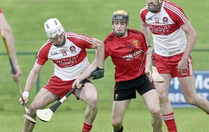 Derry hurling skipper Oisin McCloskey chooses to look forward