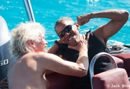 Video: Watch Barack Obama and Sir Richard Branson go head to head in a watersport challenge