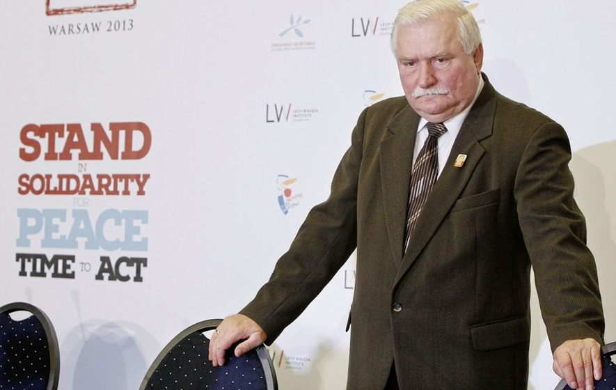Lech Walesa rejects evidence suggesting he was communist-era paid informer