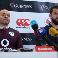 Ireland should 'love defending' says defence coach Andy Farrell