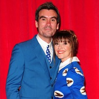 Emmerdale's Zoe Henry thinks husband Jeff Hordley would be a terrible on-screen match for her