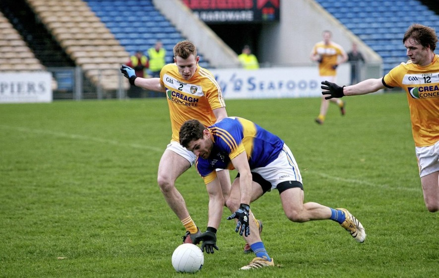 Antrim man Peter Healy aiming to help UCD oust Ulster University