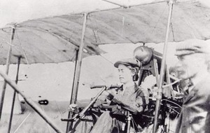 Girl power of aviator Lilian Bland celebrated in Science Festival concert