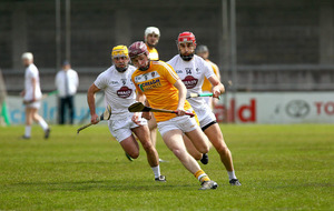 National Hurling League Focus: Antrim hurling ace Eoghan Campbell out to make 2017 a season worth remembering