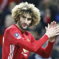 Marouane Fellaini's gone to the hairdresser and it's the biggest news in football