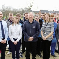 Shelbourne Motors supporting local talent with apprentice scheme