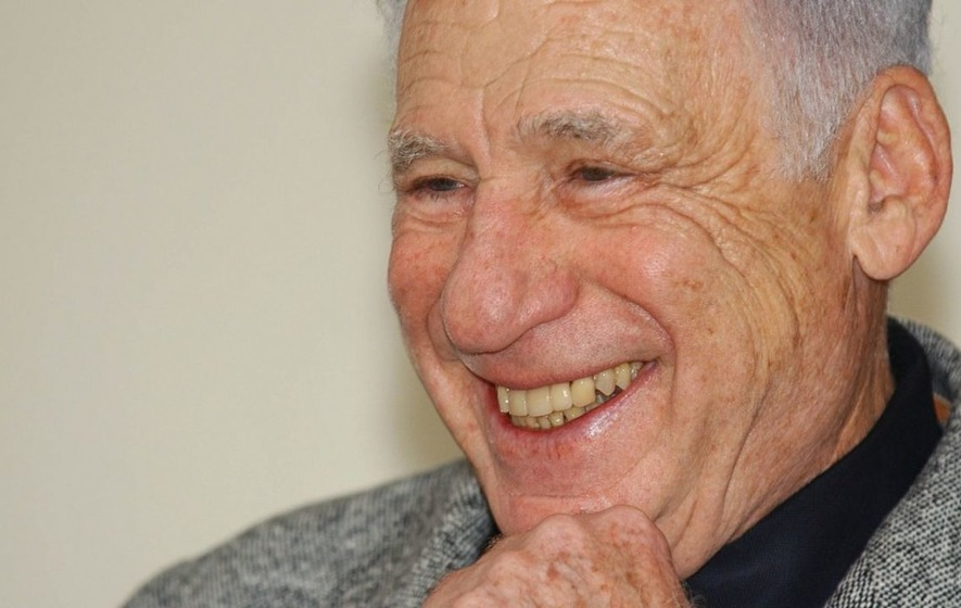 Bafta fellowship award 'ultimately wise', says Mel Brooks