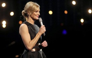 Gabby Logan: I'm very protective of my kids on the internet