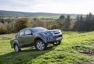 New engine for mighty D-Max pick-up