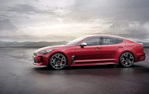 Kia flagship GT gets diesel power and turbo petrols