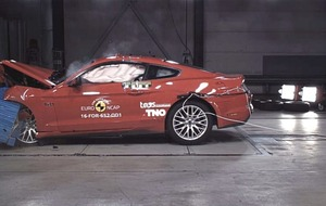 Ford's crash test dummy... and Volvo's car safety genius