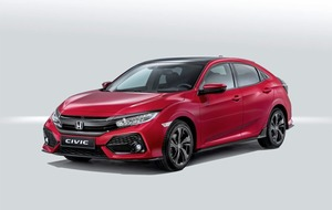 New Honda ready for Civic duty as prices announced