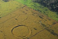 Mysterious Stonehenge-like 'geoglyphs' found in Amazon rainforest point to ancient human settlements