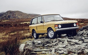 To the manor reborn - 'as good as new' classic Range Rover unveiled