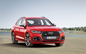 Petrol in, diesel out for new hot Q5