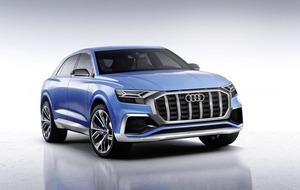 New SUV puts Audi at head of Q