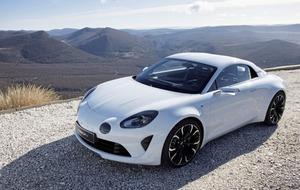 Alpine aims for sports car summit