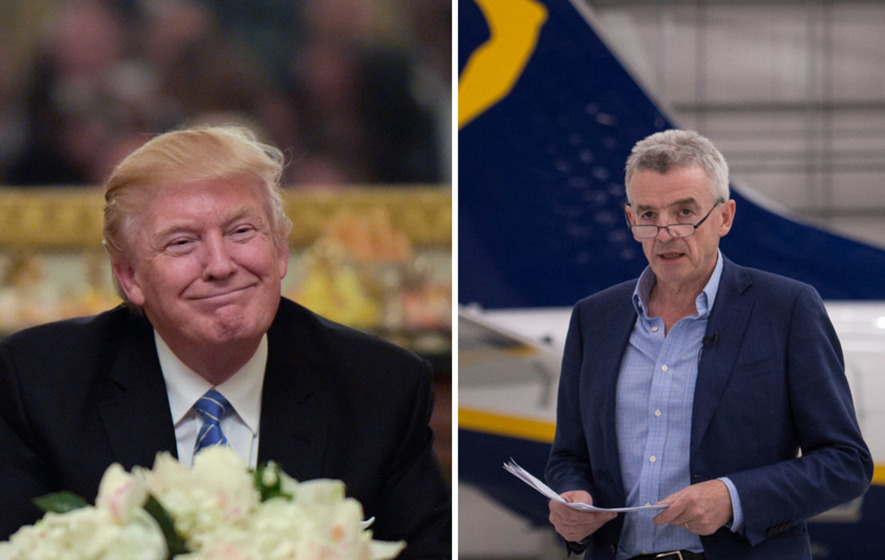 Donald Trump could be very effective president, says Ryanair boss Michael O'Leary