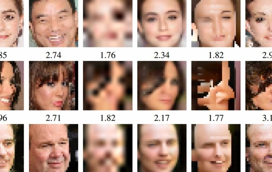 Google Brain has figured out how to turn pixelated images to high-res photos