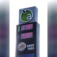 Applegreen charging different fuel prices on either side of M1 motorway