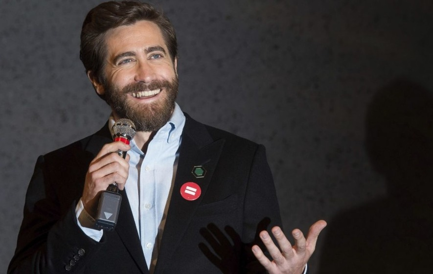 With 'love and joy', Jake Gyllenhaal opens Broadway theatre