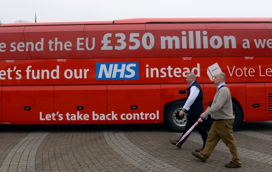 The Government just voted against investigating that £350 million the Leave campaign said could go to the NHS