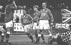 Back in the day: In The Irish News on Feb 10 1997: Linfield boss David Jeffrey praises Cliftonville after Reds beat Blues at Windsor Park