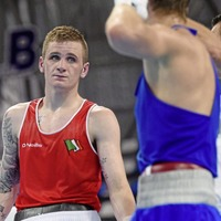 Omagh's Tiernan Bradley believes he has what it takes to deal with Dean Walsh at Irish Elite Championships