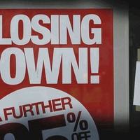 Northern Ireland business closures on the rise